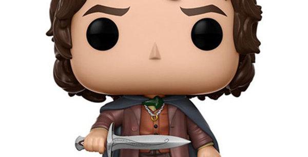 Funko POP! Le Seigneur des Anneaux #444 Frodo Baggins