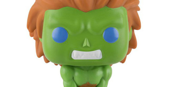 Funko POP figure Street Fighter 140 Blanka