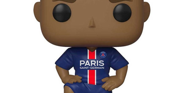 Funko POP! Football Paris Saint-Germain #21 Kylian Mbappé