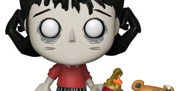 Funko Pop! Don't Starve #403 Willow and Bernie