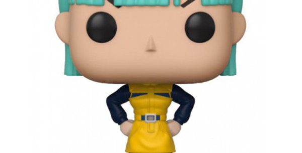 Figurine Funko POP Animation Dragon Ball Bulma 385