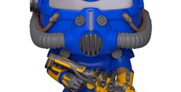 Funko POP! Fallout #370 T-51 Power Armor Exclusive