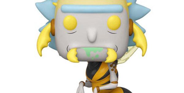 Funko POP! Rick and Morty #663 Wasp Rick