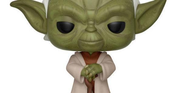 Star Wars Clone Wars POP! 269 Vinyl Bobble Head Yoda 9 cm