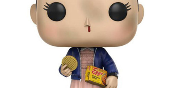 Funko POP! Stranger Things 421 Eleven with Eggos