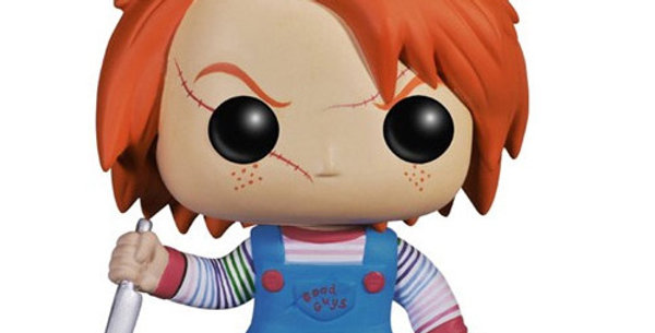 Funko POP! Chucky Jeu d´enfant #56 Chucky