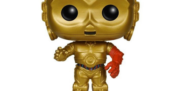 Funko POP! Star Wars #64 C-3PO