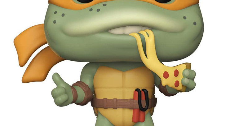 Funko POP TMNT Les tortues ninja 18 Michelangelo