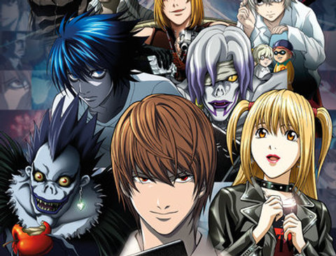 515 DEATH NOTE Collage