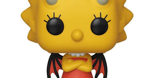 Funko Pop! The Simpsons #821 Demon Lisa Simpson