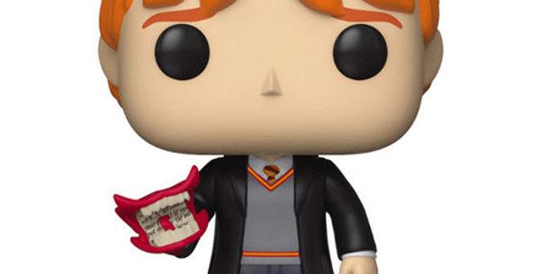 Harry Potter POP! 71 Movies Vinyl figurine Ron with Howler 9 cm