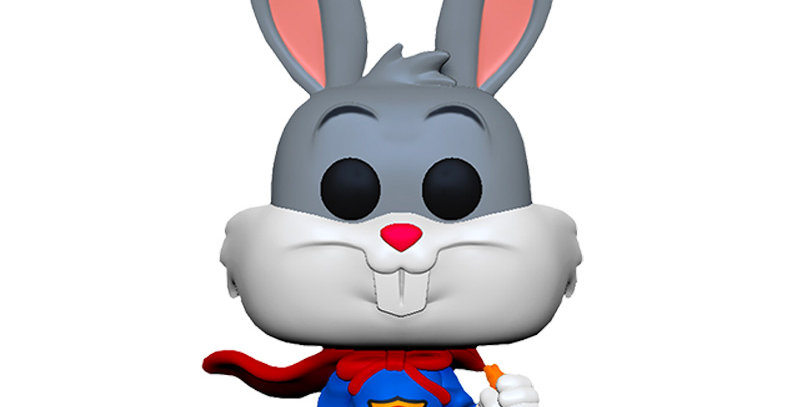 Funko POP 842 DC Looney Tunes Bugs Bunny as Superman Special edition
