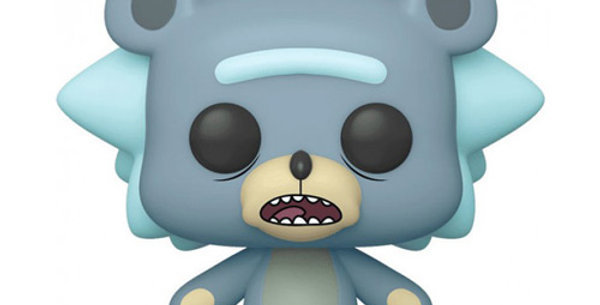 Funko POP! Rick and Morty #662 Teddy Rick