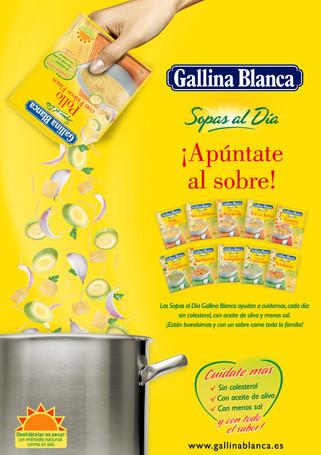 GALLINA BLANCA