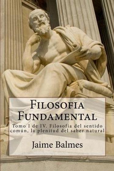 Libro de Filosofía Fundamental