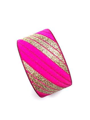 Manchette Stripe your Pink Soul