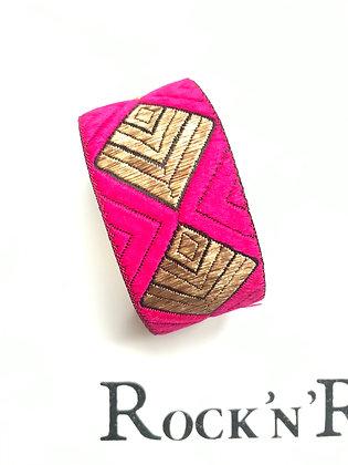 Manchette Bright Pink