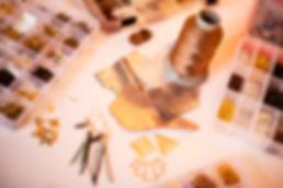 Atelier Victoria Beadies, création des bijoux