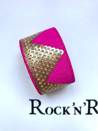Manchette Pyramide Pink