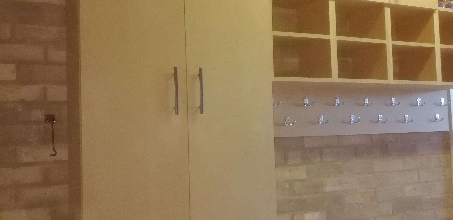 Bespoke garage furnishing
