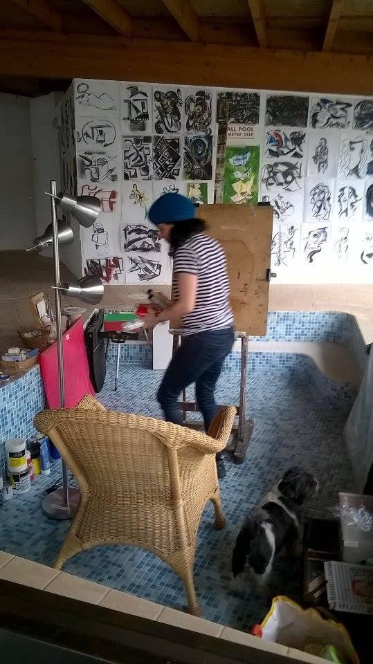 July 2016 Setting up Studio