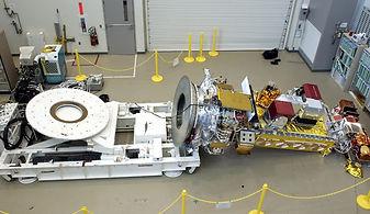 Accident NOAA-19 satellite tombé