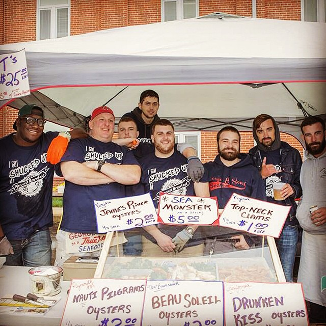 Instagram - #tbt Back to the Kennett Brewfest 🍻 #catering #squad #brewfest #oys