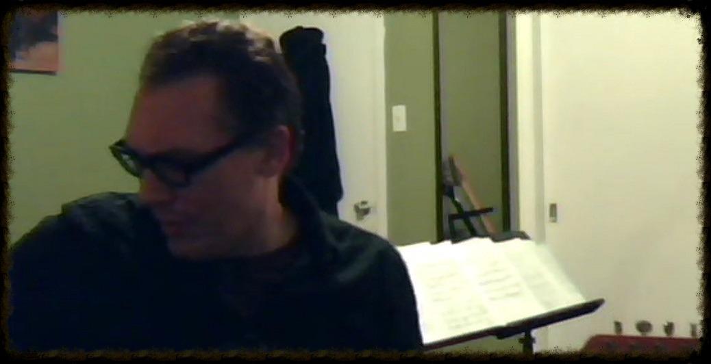 Dan over Skype