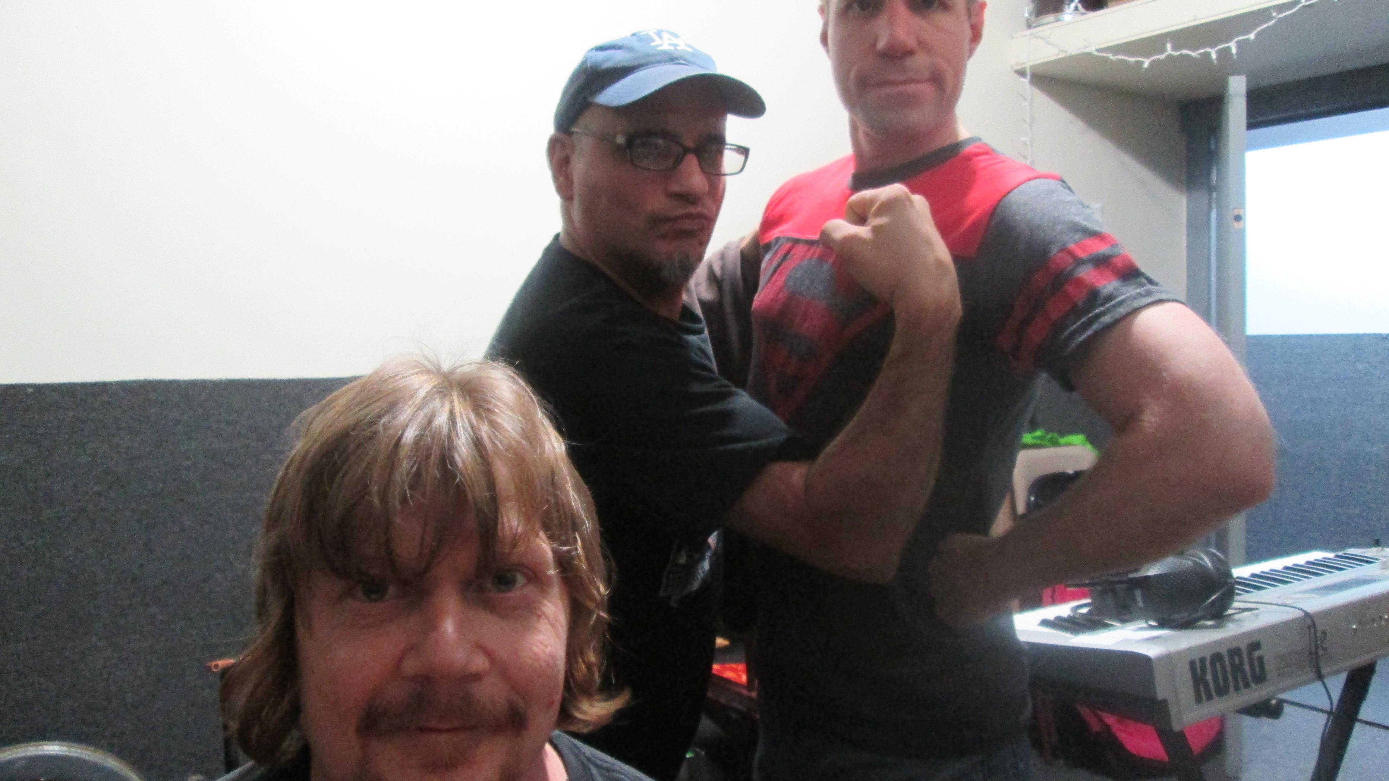 Eric, Juan, Kevin,