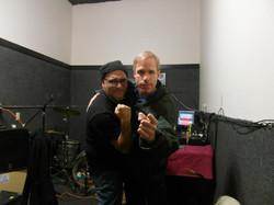 Kevin and Juan