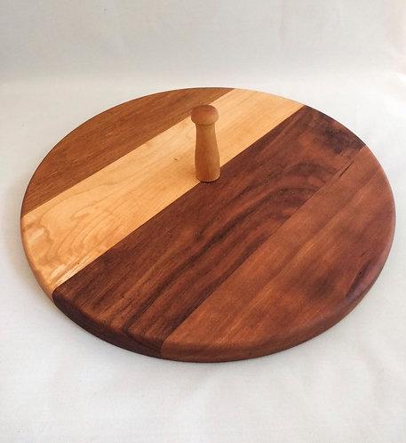 Oak/Maple/Walnut/Cherry Cheese Board