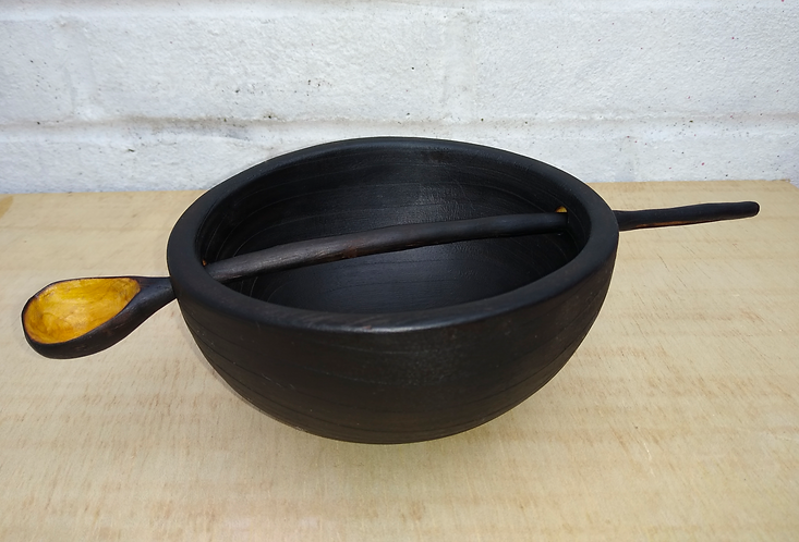 Donburi Bowl with Spoon