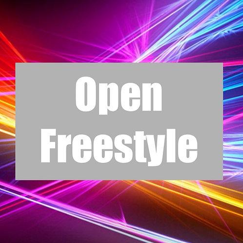 Open Freestyle