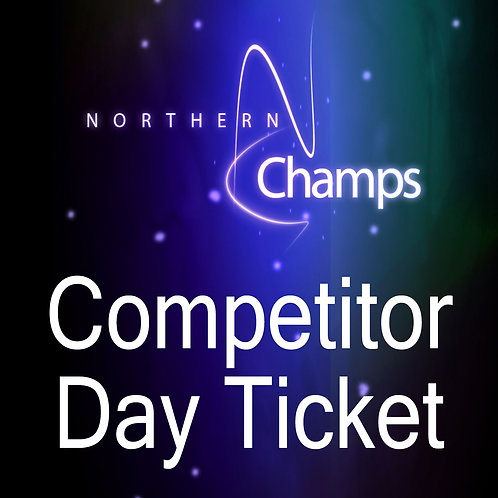 Competitor Day Ticket