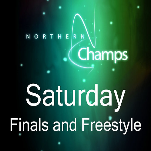 Saturday Finals and Freestyle