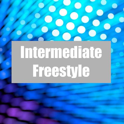 Intermediate Freestyle
