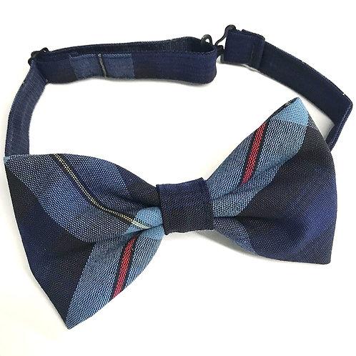 Men's/Boys Plaid Bow Tie