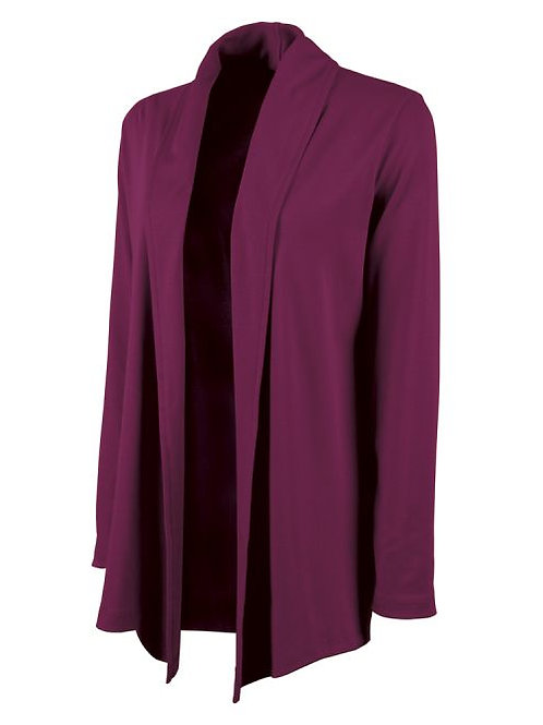 Ladies Cardigan Wrap XS-3XL Charles River 5555