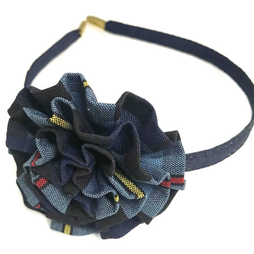 Girls Fashion Rosette Headband