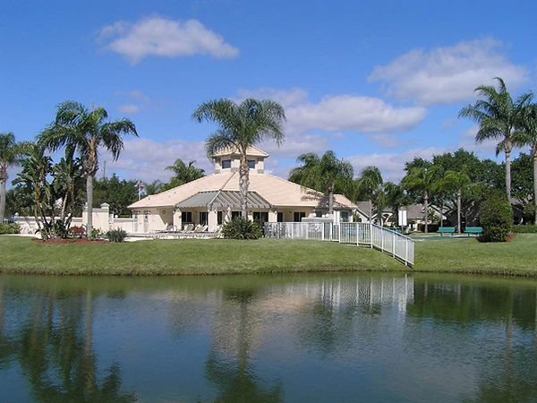 St. Lucie Gardens Clubhouse