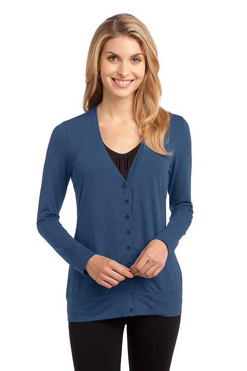 Port Authority® Ladies Concept Cardigan XS-4XL, $37.98-$45.98