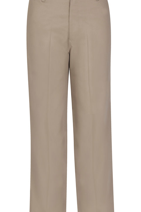 Boys Flat Front Adj. Waist Pant Youth Sizes 8 - 20