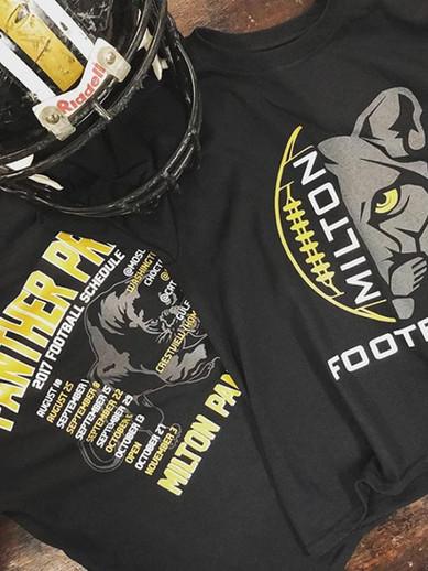 Milton Panther Football