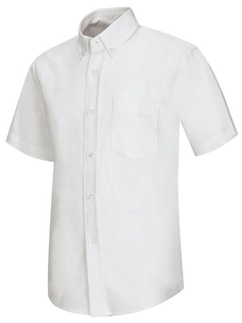 Men's Short Sleeve Oxford Short Sleeve Shirt Sizes S-3XL