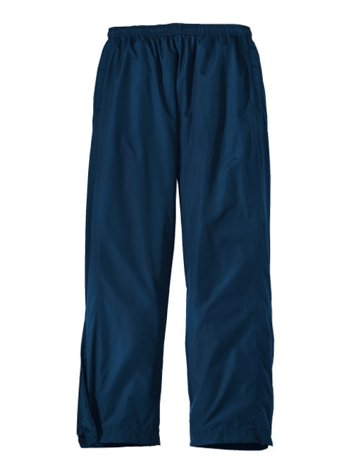 L.E.A.D. Youth Unisex Navy Wind Pant Sizes S-XL