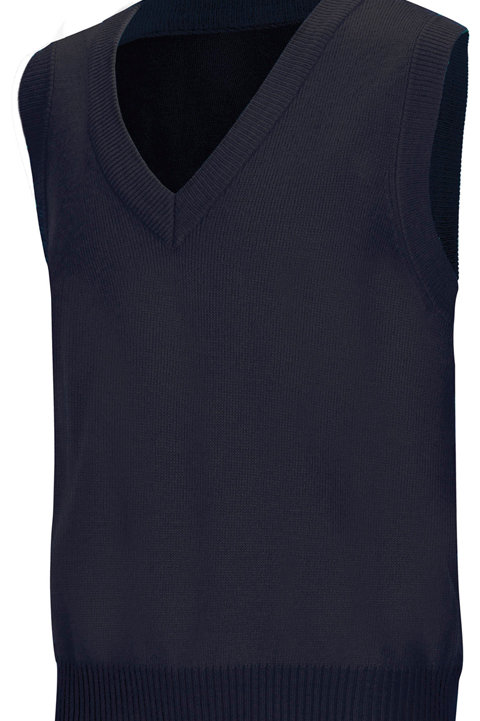 Men's V-Neck Sweater Vest Sizes S - 3XL