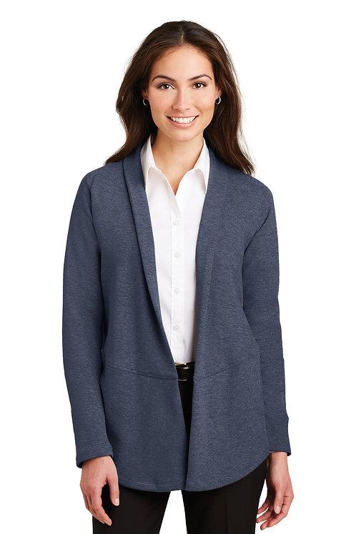 Port Authority® Ladies Interlock Cardigan XS-4XL, $37.98-$45.98