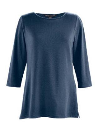 Ladies 3/4 Length Sleeve Knit Top XS-3XL Devon & Jones DP192W
