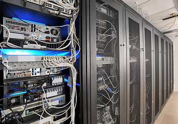 Deep cleaning for data centres