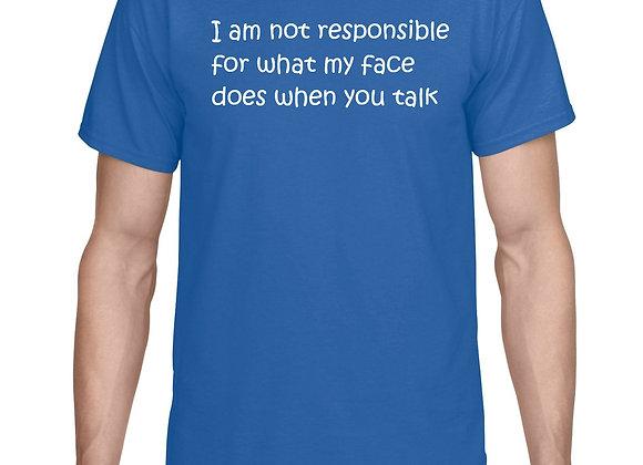 I'm not responsible